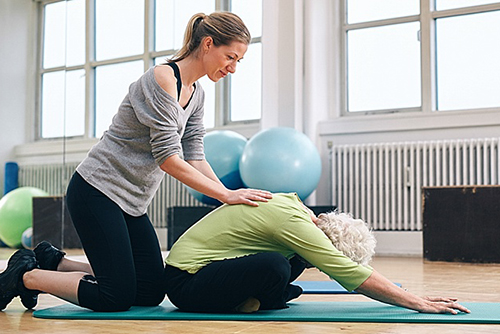 Integrative Yoga Therapy & Adaptive Yoga