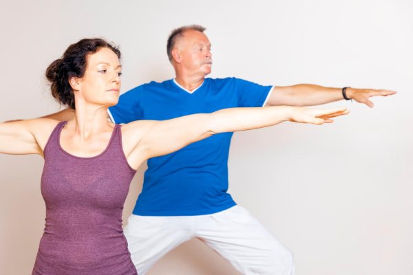 Yoga Therapy in groups